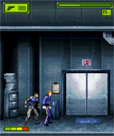 Tom Clancy's Splinter Cell: Team Stealth Action  - Screenshot - Gameplay