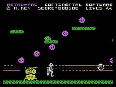 Astro Pac - Screenshot - Gameplay