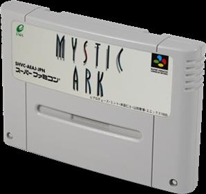 Mystic Ark - Cart - 3D