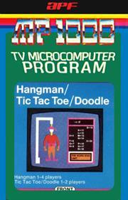 Hangman / Tic-Tac-Toe / Doodle