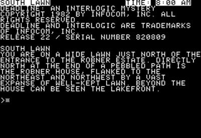 Deadline - Screenshot - Gameplay