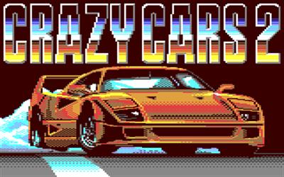 F40 Pursuit - Screenshot - Game Title