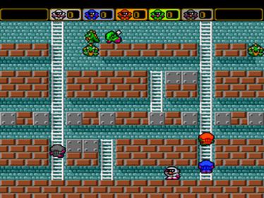 Battle Lode Runner - Screenshot - Gameplay