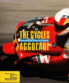 The Cycles: International Grand Prix Racing