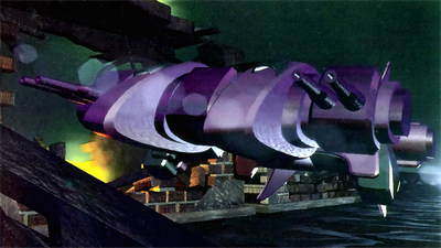 Rendering Ranger: R2 - Fanart - Background