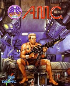A.M.C.: Astro Marine Corps