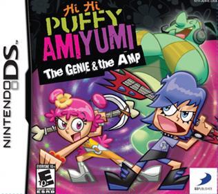 Hi Hi Puffy AmiYumi: The Genie and the Amp