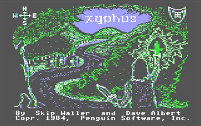 Xyphus - Screenshot - Game Title