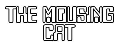 The Mousing Cat - Clear Logo