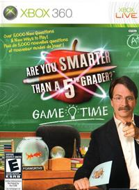 Are You Smarter than a 5th Grader?  Game Time