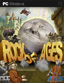 Rock of Ages - Fanart - Box - Front