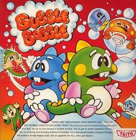 Bubble Bobble - Box - Front