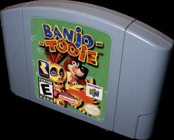 Banjo-Tooie - Cart - 3D