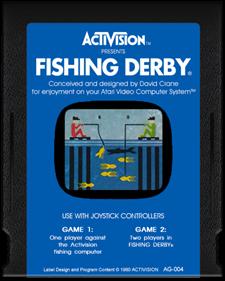 Fishing Derby - Fanart - Cart - Front