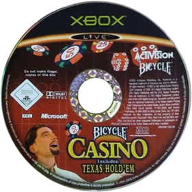 Bicycle Casino - Disc