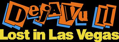 Deja Vu II: Lost in Las Vegas - Clear Logo