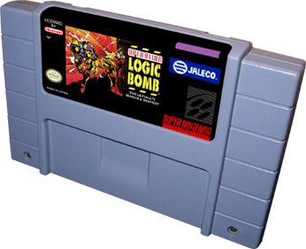 Operation Logic Bomb: The Ultimate Search & Destroy - Cart - 3D
