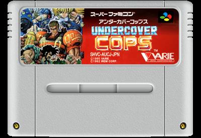Undercover Cops - Fanart - Cart - Front
