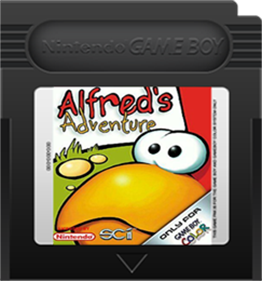 Alfred's Adventure - Cart - Front
