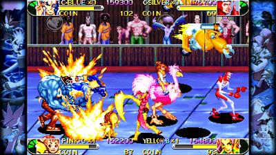 Capcom Beat 'Em Up Bundle - Screenshot - Gameplay