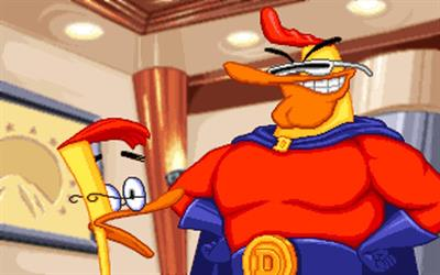 Duckman: The Graphic Adventures of a Private Dick - Screenshot - Gameplay