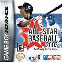All-Star Baseball 2003 - Box - Front