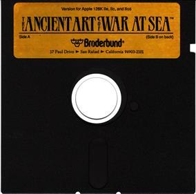 The Ancient Art of War at Sea - Disc