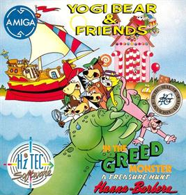 Yogi Bear & Friends in the Greed Monster: A Treasure Hunt