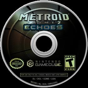 Metroid Prime 2: Echoes - Disc