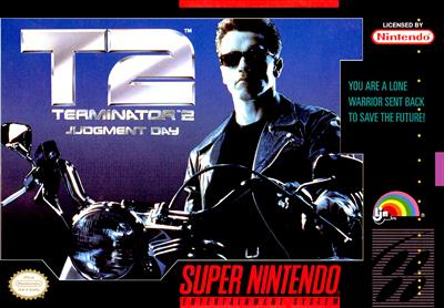 T2: Terminator 2 - Judgment Day
