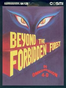 Beyond the Forbidden Forest