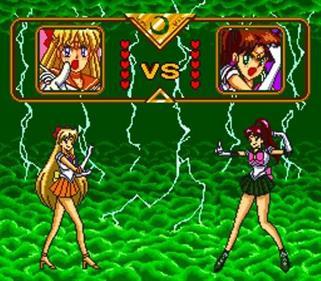 Bishoujo Senshi Sailor Moon Collection - Screenshot - Gameplay
