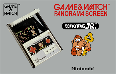 Donkey Kong Jr. (Panorama Screen)