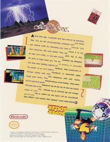 ActRaiser (Nintendo Super System)