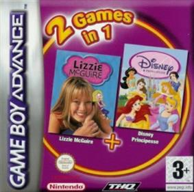 2 Games in 1: Disney Princess + Lizzie McGuire