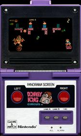 Donkey Kong Circus - Screenshot - Gameplay