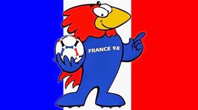 World Cup 98 - Fanart - Background