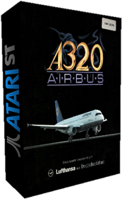 A320 Airbus: Edition USA - Box - 3D