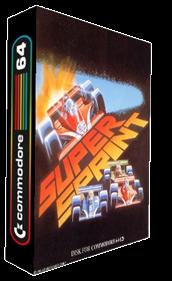 Super Sprint - Box - 3D