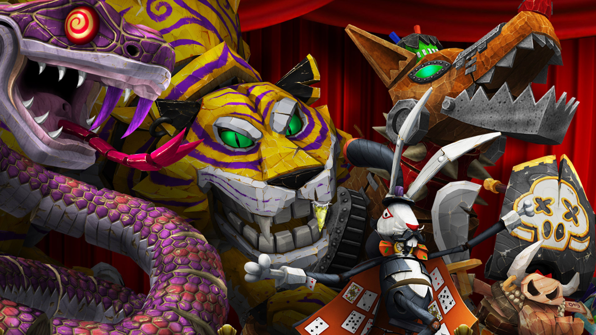 Puppeteer Details - LaunchBox Games Database