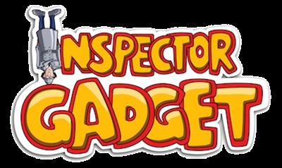Inspector Gadget: Gadget's Crazy Maze - Clear Logo