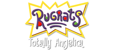 Rugrats: Totally Angelica - Clear Logo