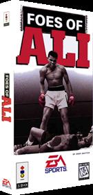 Foes of Ali - Box - 3D