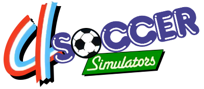 4 Soccer Simulators - Clear Logo