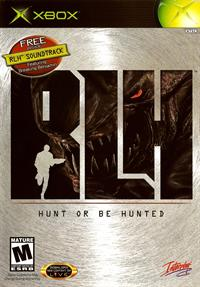 Run Like Hell: Hunt or Be Hunted