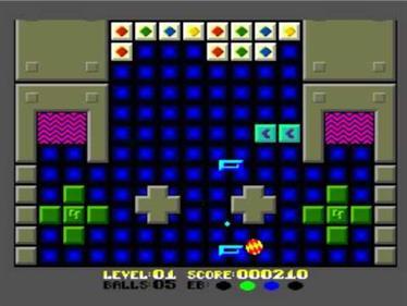 Breaker - Screenshot - Gameplay