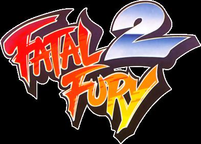 Fatal Fury 2 - Clear Logo