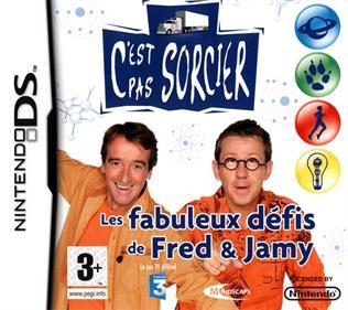 C'est pas Sorcier: Les Fabuleux Défis de Fred & Jamy