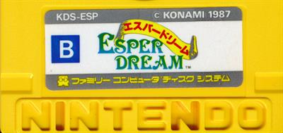 Esper Dream - Cart - Back