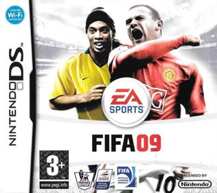 FIFA 09 - Box - Front